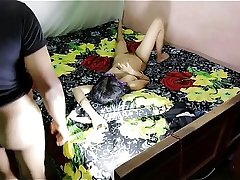 Indian Bhabhi fucking brother in-law full desi home sex video
